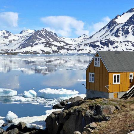 Greenland – Danemark