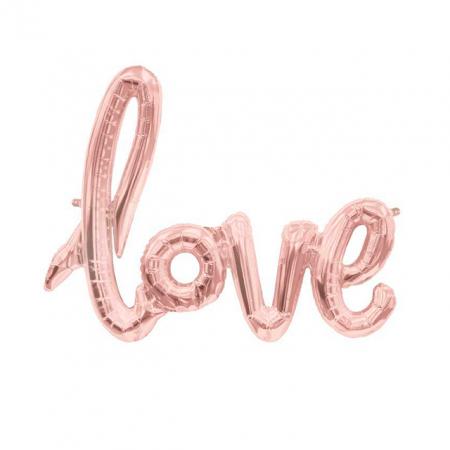 Ballon 'Love'