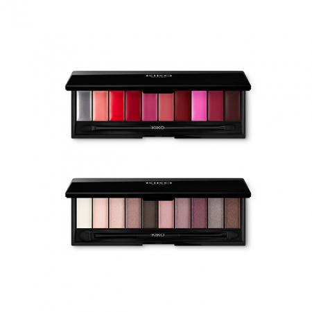 Smart Palette voor lippen of ogen
