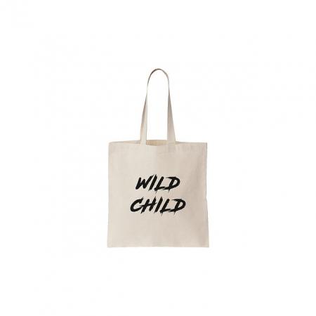 Tote bag 'Wild Child'