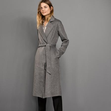 Wollen jas