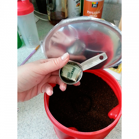 Koffiegeld