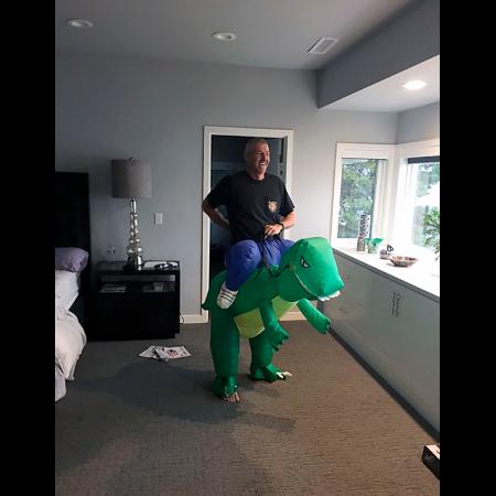 Dinosaurusman