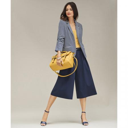 Tendance La Jupe Culotte à La Reconquête De La Mode