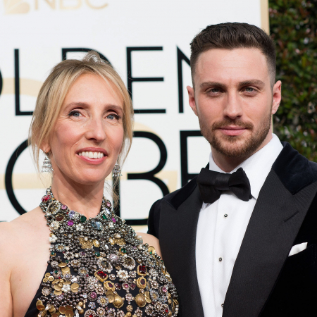 Aaron Taylor-Johnson et Sam Taylor-Wood