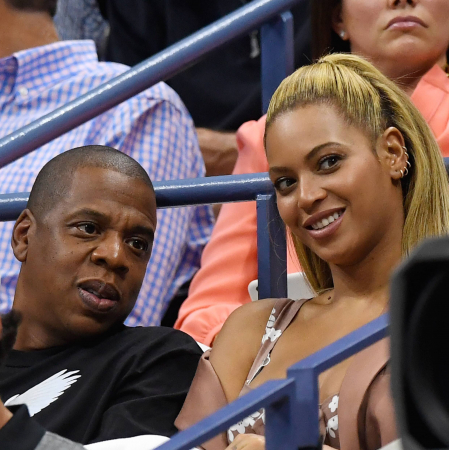 Jay Z (47) & Beyoncé Knowles (35)