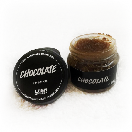 Chocolate Lipscrub