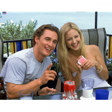 Matthew McConaughey en Kate Hudson