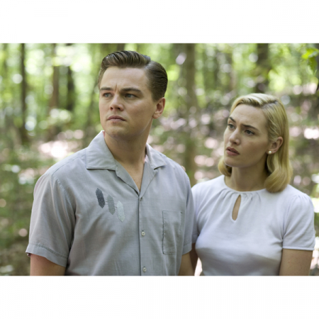 Leonardo DiCaprio en Kate Winslet