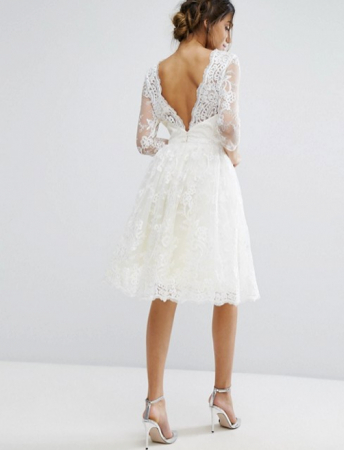 La collection de robes de mariée signée Asos