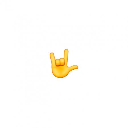'Ik hou van jou' in gebarentaal