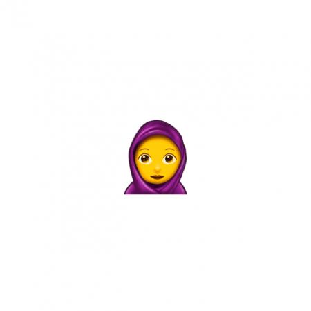 Vrouw met hoofddoek