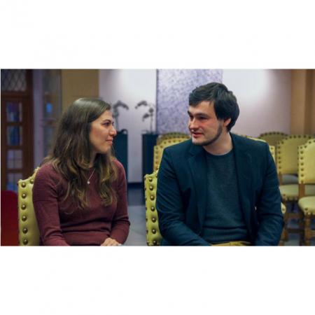 Evelien en Nicolas
