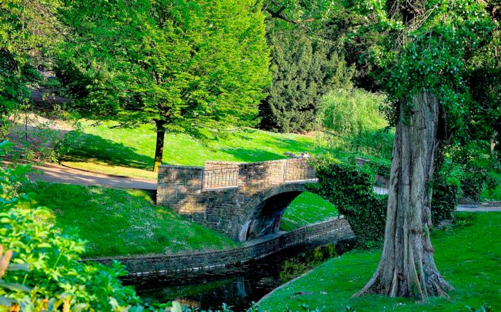 Parc de la Boverie – Liège