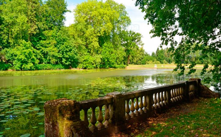 Parc d'Enghien, Enghien