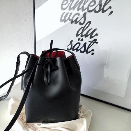 24. Mansur Gavriel, Bucket Bag