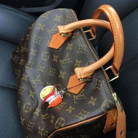 2. Louis Vuitton, Speedy
