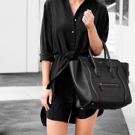 7. Céline, Luggage