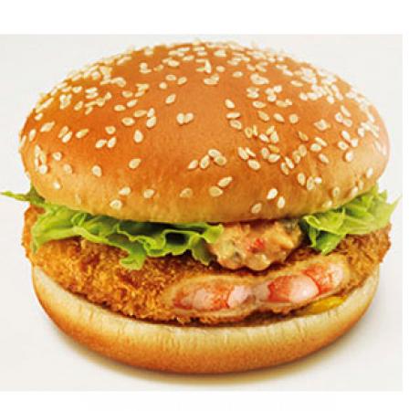 Garnaalburger