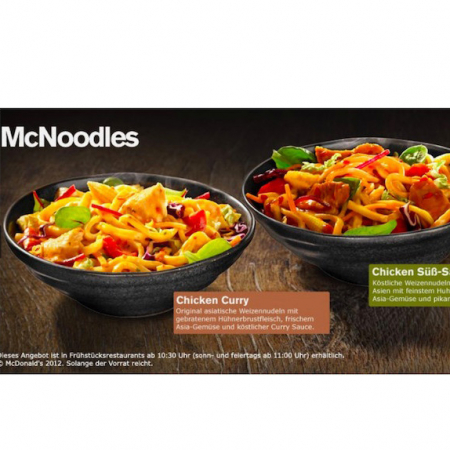 Mc Noodles