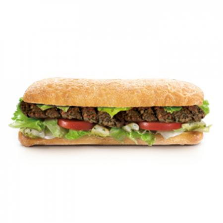 Ciabatta Kebab