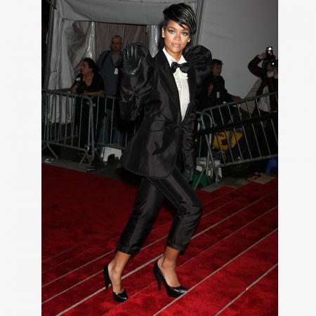 Rihanna in 2009