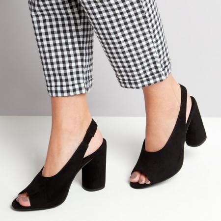 Schoenen met hak