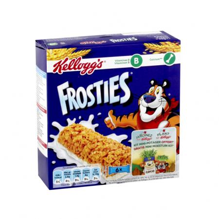Barres Frosties