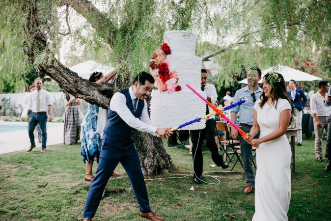 Huwelijk Karen & Clay