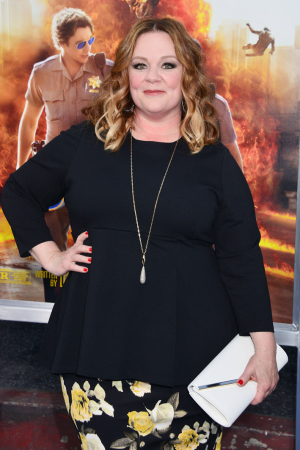4. Melissa McCarthy (46)