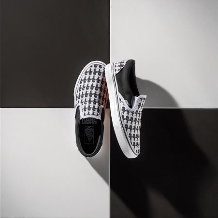Vans xKarl Lagerfeld slip-on