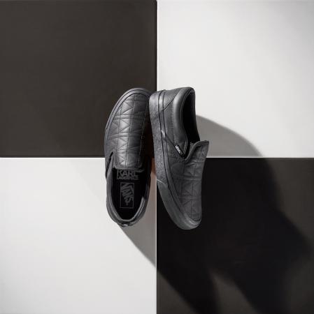 Vans xKarl Lagerfeld Classic Slip-On