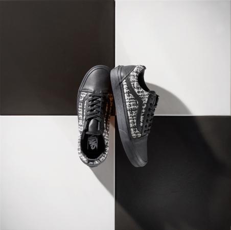 Vans xKarl Lagerfeld OldSkool