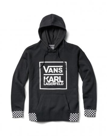 Vans x Karl Lagerfeld Hoodie