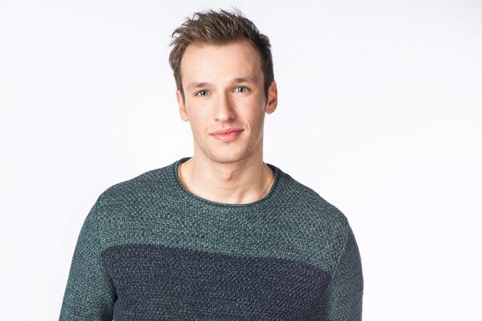 Michiel De Meyer (Arne uit 'Thuis')