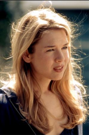 'Bridget Jones'-actrice Actrice Renee Zellweger VOOR