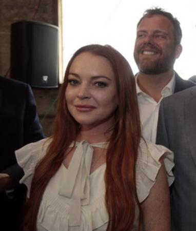 Lindsay Lohan NA