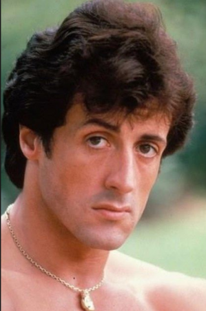 Acteur Sylvester Stallone VOOR