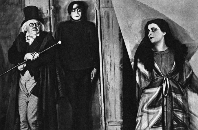 7. The Cabinet of Dr. Caligari (1920)