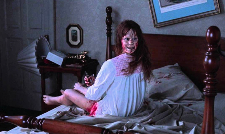 9. The Exorcist (1973)