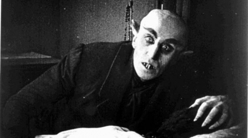 12. Nosferatu (1922)