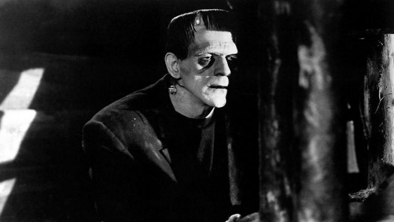 18. Frankenstein (1931)