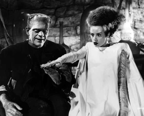 20. Bride of Frankenstein (1935)