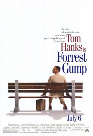 1. Forrest Gump (1994)
