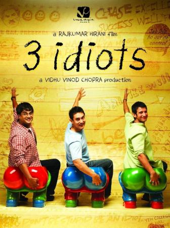 5. 3 Idiots (2009)