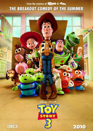 6. Toy Story 3 (2010)
