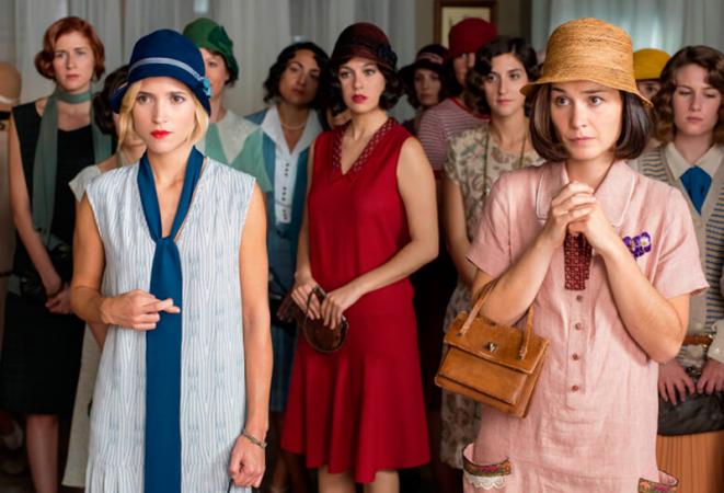 Aangeraden door webredactrice Elke: 'Las chicas del cable'