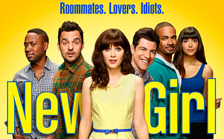 Aangeraden door social media manager Eva: 'New Girl'