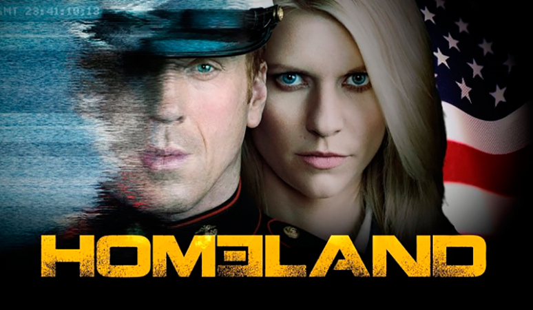 Aangeraden door video wizard Jolanda: 'Homeland'