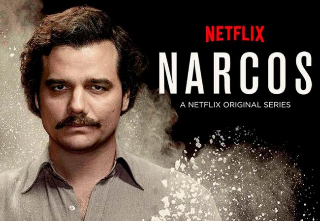 Aangeraden door webredactrice Eline: 'Narcos'